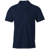 Custom Navy Polo Shirts in Dubai, UAE