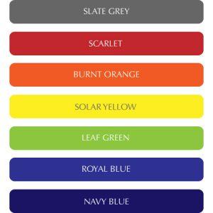 Cotton Shirt Colours