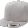 Yupoong Silver Classic Snapback