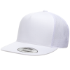 White Trucker Caps in Dubai