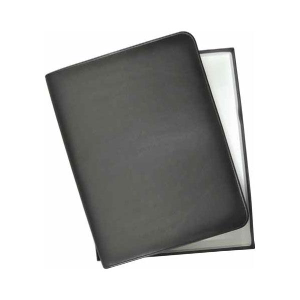 Black leather folders in Dubai, UAE