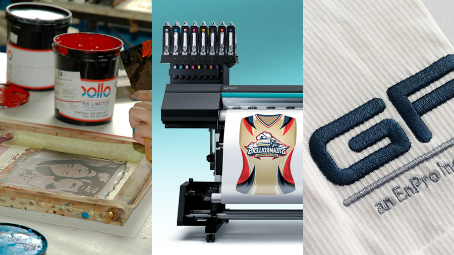 Dahan Embroidery & Printing Branding Services