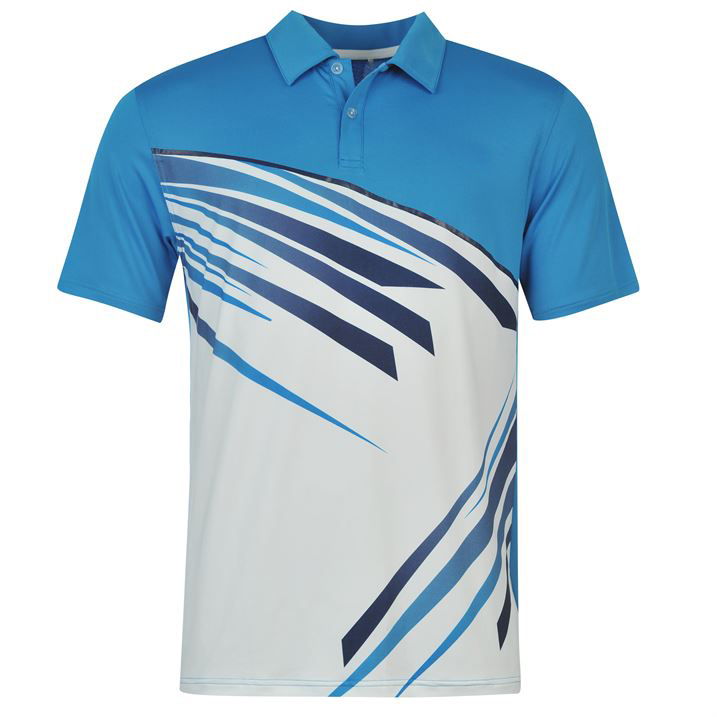 Golf Shirt Designs Template