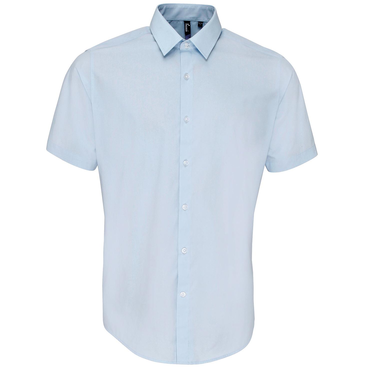 13df40745d7 Supreme Men s Poplin Short Sleeve Shirt - Dahan